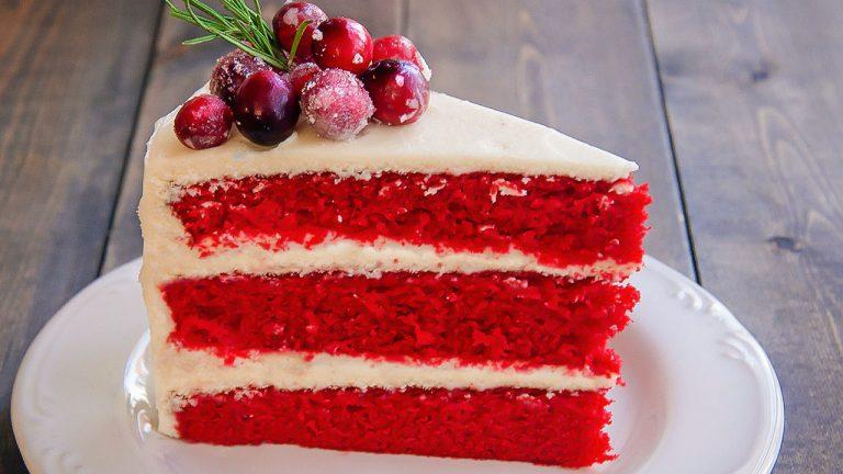 Кулинарный рецепт: Торт «Красный бархат» на ГОТОВИМ СМАЧНО