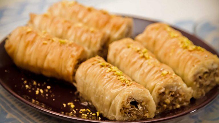 Кулинарный рецепт: Турецкая пахлава на ГОТОВИМ СМАЧНО