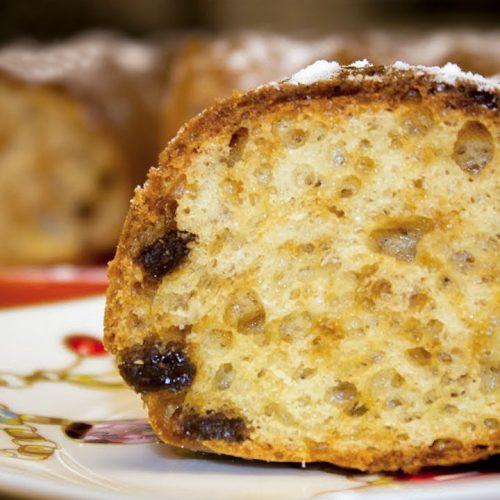 Кулинарный рецепт: Творожный кекс на ГОТОВИМ СМАЧНО