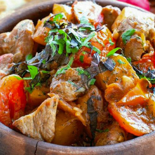 Кулинарный рецепт: Оджахури по-грузински на ГОТОВИМ СМАЧНО