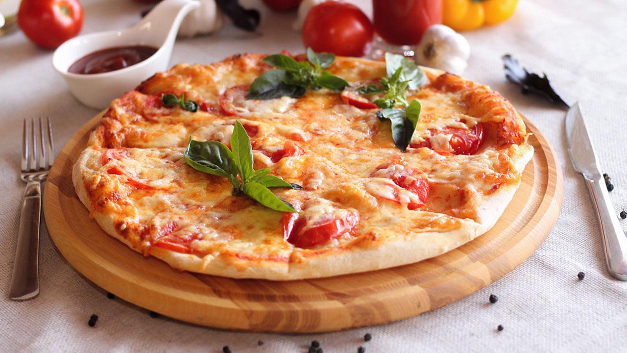Гастрономический символ Италии — пицца