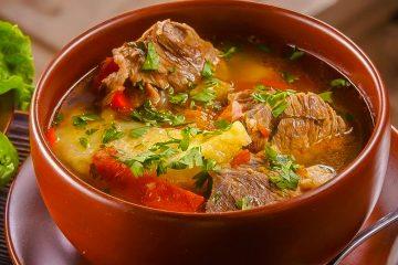 Кулинарный рецепт: Хашлама из говядины на ГОТОВИМ СМАЧНО