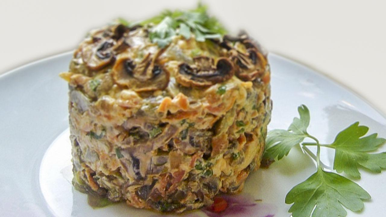 эдальго салаты из грибов рецепты с фото пошагово зельдин это