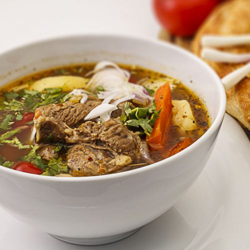 Кулинарный рецепт: Суп шурпа, чорба на ГОТОВИМ СМАЧНО
