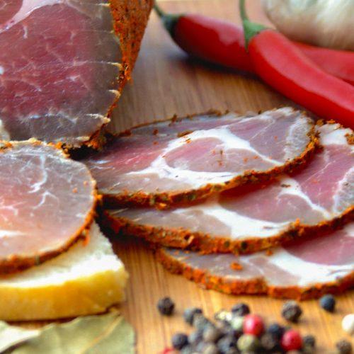 Кулинарный рецепт: Вяленое мясо в домашних условиях на ГОТОВИМ СМАЧНО