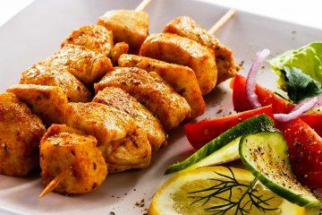 Кулинарный рецепт: Шашлык из свинины в духовке, маринованный в кефире на ГОТОВИМ СМАЧНО
