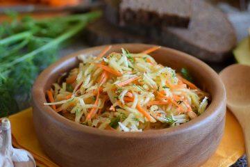 Кулинарный рецепт: Кабачки по-корейски быстрого приготовления на ГОТОВИМ СМАЧНО