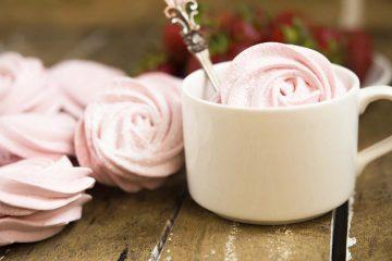 Кулинарный рецепт: Клубничный зефир на ГОТОВИМ СМАЧНО