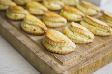 Кулинарный рецепт: Сочники (сочни) с творогом на ГОТОВИМ СМАЧНО