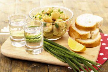 Кулинарный рецепт: Маринованные шампиньоны на ГОТОВИМ СМАЧНО