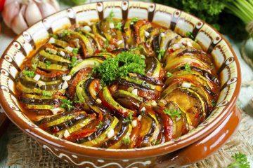 Кулинарный рецепт: Рататуй на ГОТОВИМ СМАЧНО