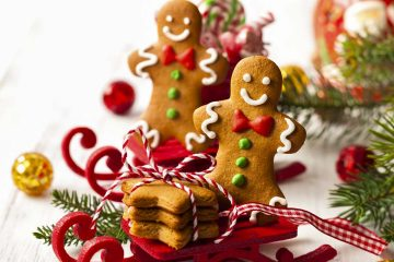 Кулинарный рецепт: Имбирное печенье на ГОТОВИМ СМАЧНО