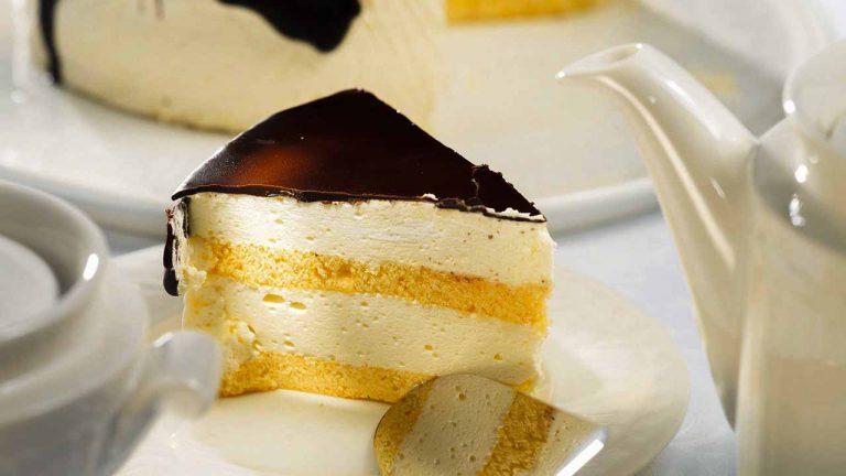 Кулинарный рецепт: Торт «Птичье молоко» на ГОТОВИМ СМАЧНО