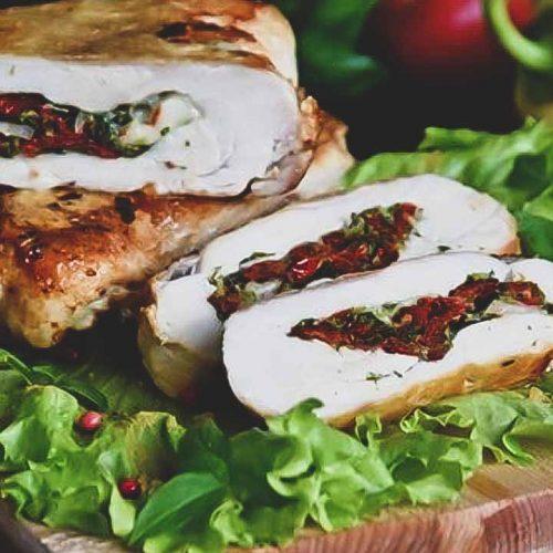 Кулинарный рецепт: Куриные грудки по-киприотски на ГОТОВИМ СМАЧНО