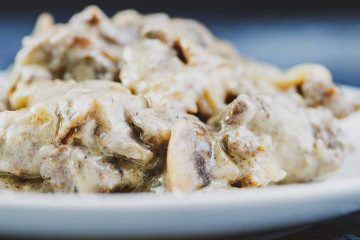 Кулинарный рецепт: Бефстроганов ~ ГОТОВИМ СМАЧНО