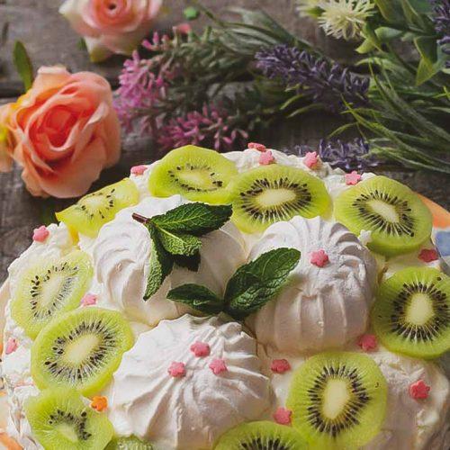 Кулинарный рецепт: Торт из зефира с фруктами ~ ГОТОВИМ СМАЧНО