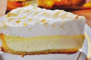 Кулинарный рецепт: Творожный пирог «Слезы ангела» ~ ГОТОВИМ СМАЧНО