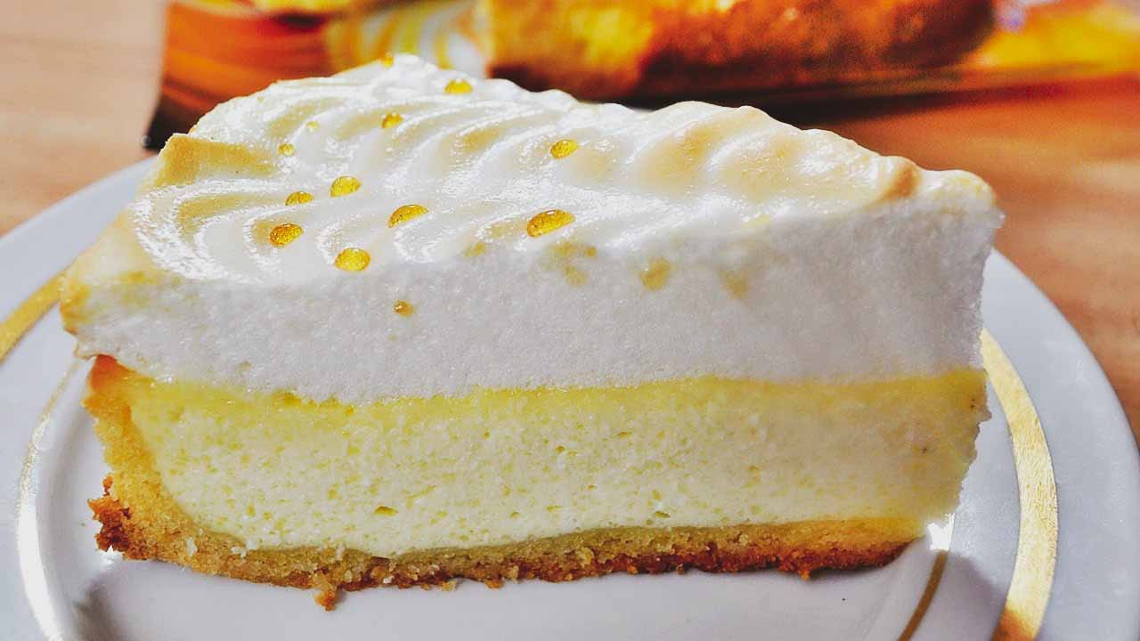 Творожный пирог «Слезы ангела»