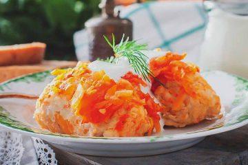 Кулинарный рецепт: Ленивые голубцы под маринадом ~ ГОТОВИМ СМАЧНО
